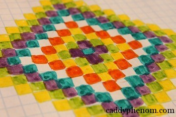 graph paper pictures 041